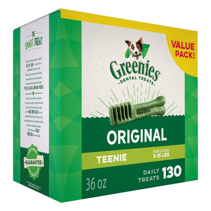 Greenies Dental Treats for dogs US