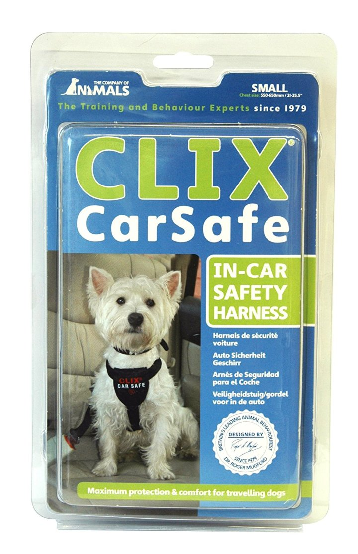 Clix car safety harness