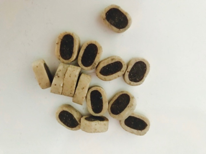 The cheesy dog treats that helped us train Frankie the Schnauzer